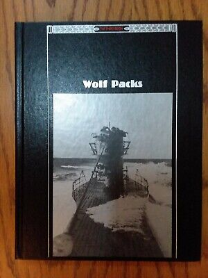 The Third Reich: Wolf Packs (1989, Hardcover), Time Life Books  • 15.05£