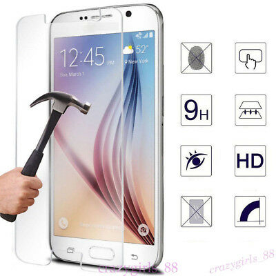 $ CDN3.17 • Buy For Samsung Galaxy S7/S7 Edge Screen Protector Tempered Glass Film Supply Acces