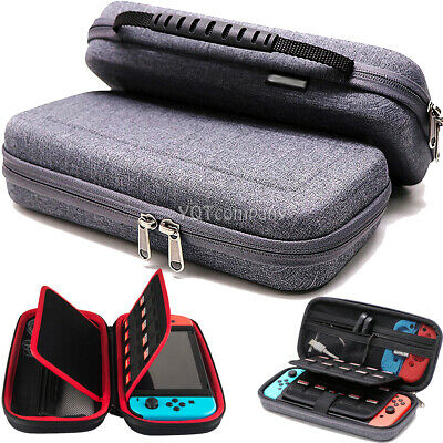 $10.99 • Buy For Nintendo Switch Carrying Case Travel Bag Portable Pouch Hard Cover Shell USA