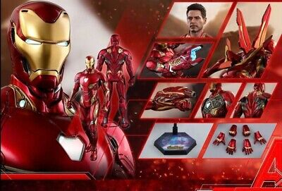 AU750 • Buy Hot Toys Iron Man Mark 50 And Accessories Pack