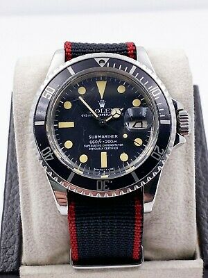$ CDN27147.20 • Buy Vintage Rolex Submariner 1680 Stainless Steel 1978 Unpolished