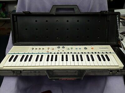 $90 • Buy  Vintage  80s Mt45 Casio Electronic Keyboard With Hard Case Awesome Casiotone
