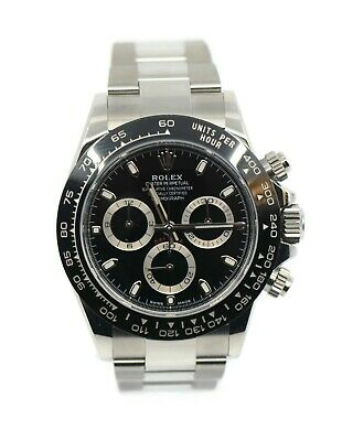 $ CDN34847.62 • Buy Rolex Daytona Cosmograph Stainless Steel Watch 116500LN