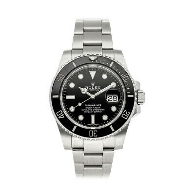 $ CDN17666.29 • Buy Rolex Submariner 116610LN 2017 Men's Automatic Watch Stainless W/Box & Paper