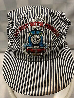 Day Out With THOMAS The Tank Train Engine Toddler Cap Hat 2012 • 8.15£