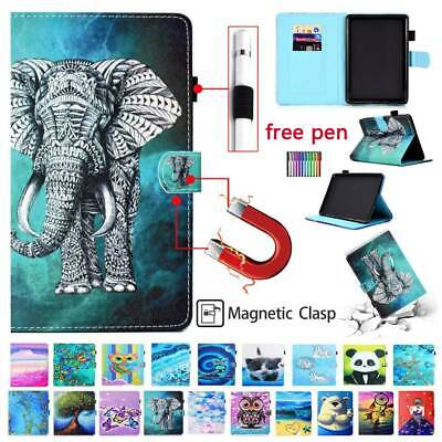 AU13.93 • Buy For Amazon Kindle Paperwhite 1 2 3 4 10th 2018 6  Shockproof Leather Case Cover