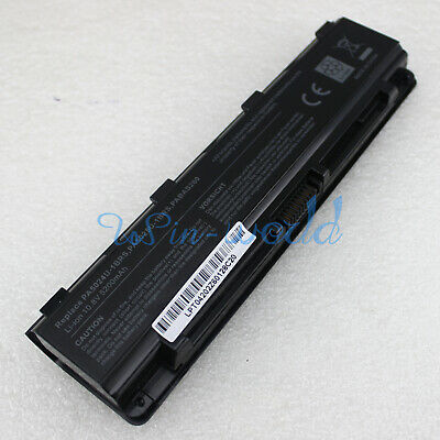 AU25.36 • Buy 6Cells Laptop Battery For Toshiba Satellite C850 PA5024U-1BRS PABAS260