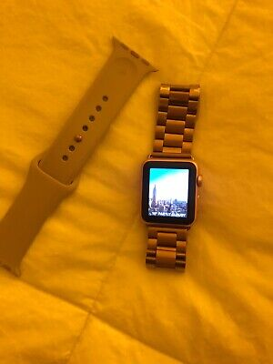 $ CDN190.20 • Buy Apple Watch 38mm Aluminium Smart Watch - Rose Gold- Barely Used. No Scratches