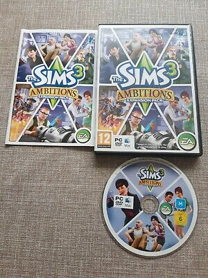The Sims 3 Ambitions Expansion Pack Pc Preowned • 5.99£