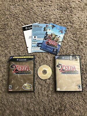 $37.99 • Buy Legend Of Zelda: The Wind Waker (GameCube, 2003) With Additional Artwork
