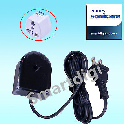 AU29.95 • Buy Philips Sonicare HX6100 Charger For Toothbrush &AirFloss Black