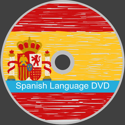 £3.98 • Buy Learn How To Speak SPANISH Fluently For Holidays IN 3 MONTHS - Audio MP3 CD DVD