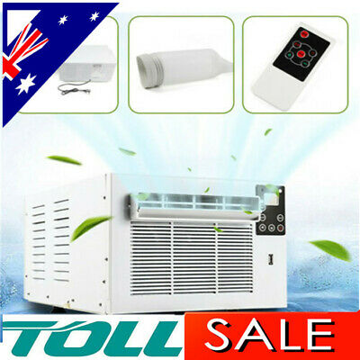 AU265.09 • Buy 950W Air Conditioner Window Wall Cooler Portable Refrigerated AC220V