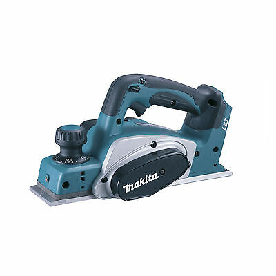 MAKITA 18V LXT BATTERY PLANER BKP180 DKP180 81mm BLADES • 196.88£