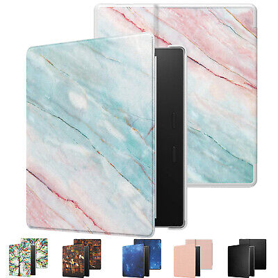 AU13.30 • Buy For Amazon 7  Kindle Oasis 10th Gen 2019 PU Leather Protective Cover Smart Case