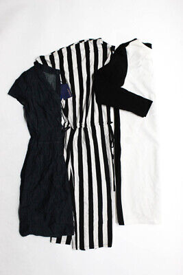 $19.99 • Buy Zara Trafaluc Asos Womens Casual A-Line Dresses Size Cotton Small Medium Lot 3
