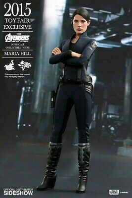 $ CDN445.54 • Buy Hot Toys Maria Hill 1:6 Avengers Age Of Ultron MMS 305 Exclusive Marvel Figure