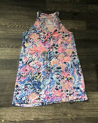 $40 • Buy Lilly Pulitzer Shay Dress Multi So Sophisticated Size Large