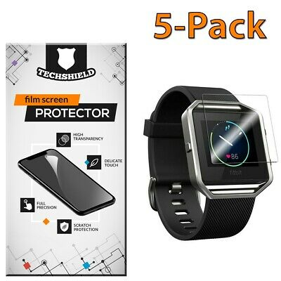 $ CDN5.18 • Buy For Fitbit Blaze Screen Protector Film PET Clear Premium Cover [5-PACK] Watch