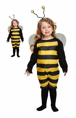 £7.99 • Buy Bumble Bee Toddler Fancy Dress Girls Costume Age 2-3 Years Insect Animal