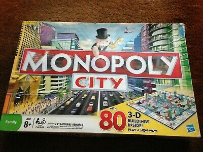 Parker Hasbro Monopoly City Replacement Playing Pieces Tokens  • 2.49£