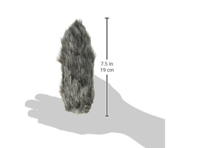 DeadCat Furry Wind Shield For The VideoMic GO Artificial For RODE GO Micophone~ • 7.98£