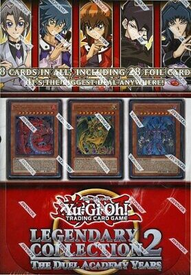 AU233.06 • Buy Yugioh Legendary Collection Series 2 Binder Box Blowout Cards
