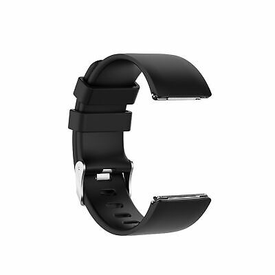 $ CDN7.91 • Buy Silicone Band Strap Buckle For Fitbit Versa, Versa 2, Versa Lite Replacement