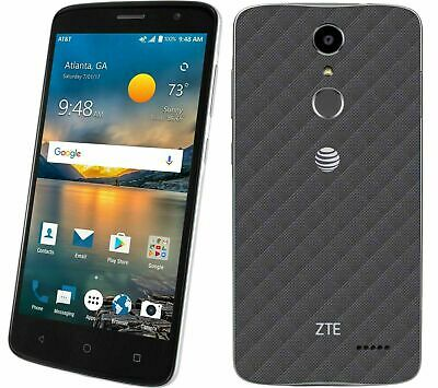 $67.95 • Buy *EXCELLENT*ZTE Blade Spark Z971 AT&T 16GB Android 7.0 4G 5.5' HD 13MP Smartphone