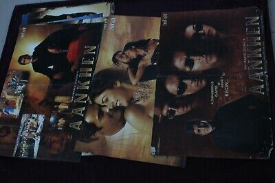 $ CDN183.25 • Buy Old Movie Bollywood Posters Aankhen (set Of 11) Original Posters Collectibles