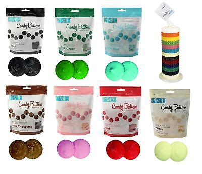 PME Candy Buttons Melts - Cake Pops Sugarcraft Decoration Easy Microwaveable • 6.98£