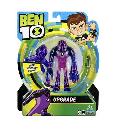 Ben 10 UPGRADE Action Figure With Upgraded Drone Playmates Toys Brand New • 27.99£