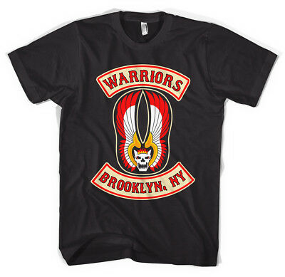 The Warriors Brooklyn New York Cult Movie Unisex T Shirt All Sizes  • 12.99£