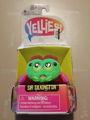 $9.99 • Buy Hasbro | Yellies! Sir Silkington | Brand New Robot Spider. Moves With Noise!