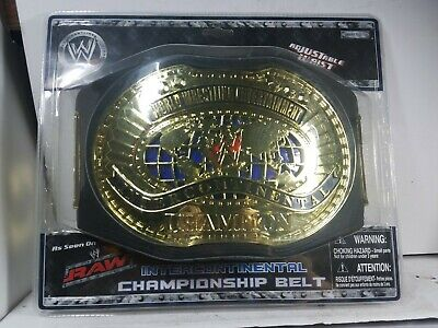 $24.50 • Buy Wwe Kids Toy Belt Intercontinental Championship Belt
