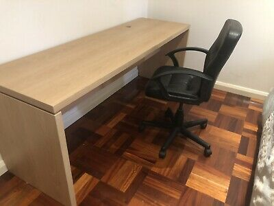 AU21.50 • Buy Office Desk And Chair