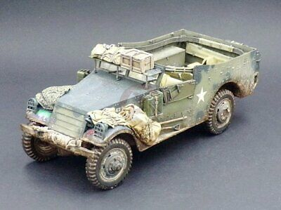 $42.95 • Buy Resicast 1/35 M3A1 Scout Car British Commonwealth Stowage WWII (Tamiya) 352425