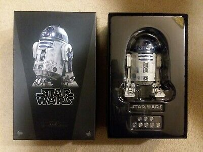 $139.99 • Buy Hot Toys Star Wars R2-D2 Force Awakens 1/6 Figure MMS408