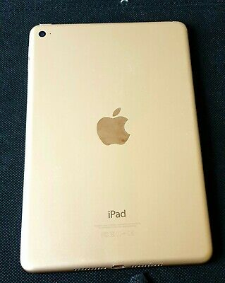 AU102.50 • Buy Apple IPad Mini 4 16GB, Wi-Fi, 7.9in - Gold New Screen