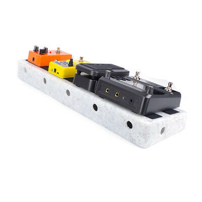 $ CDN39.24 • Buy 1pc Guitar Effect Pedal Board ABS Plastic Musical Instrument Accessory 50 X 15cm
