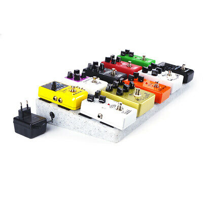 $ CDN54.53 • Buy 1pc Guitar Effect Pedal Board ABS Plastic Musical Instrument Accessory 50 X 25cm