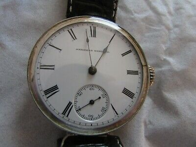 For Sale*******RARE 1920s WALTHHAM WATCH, MAKE AMERICAN WATCH Co.******* Wrist W • 350£