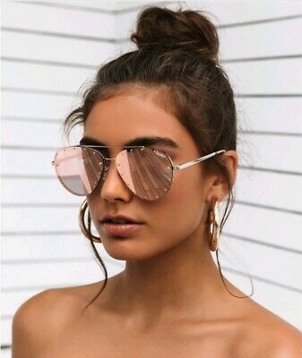 AU50 • Buy Quay X Jaclyn Hill Roxanne Gold Rose Sunglasses Sold Out