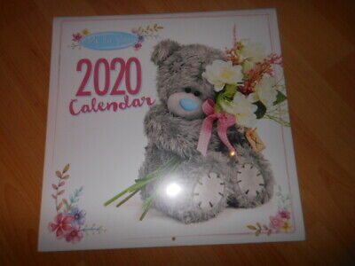 £9 • Buy Me To You Tatty Teddy 2020 Square Calendar Valentines Mothers Day Treat BNIP
