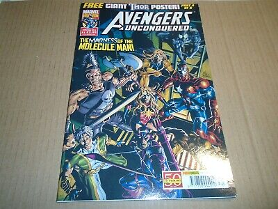 £2.74 • Buy AVENGERS UNCONQUERED #31 With Poster Marvel Panini Comics UK VF