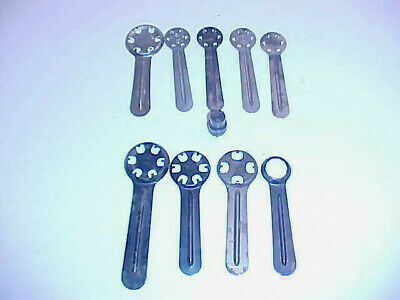 $ CDN39.41 • Buy  Vintage Watch Case Wrenches/Tools-Lot Of 10-Bulova Etc.