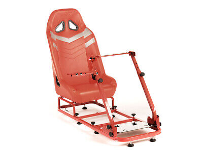 MONZA Racing Simulator Gaming Chair TOCA Rally WRC F1 Race PC Playstation Xbox • 239.99£