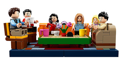 $108.50 • Buy LEGO FRIENDS Central Perk 21319 SOLD OUT EVERYWHERE In Hand Ships Today! NIB