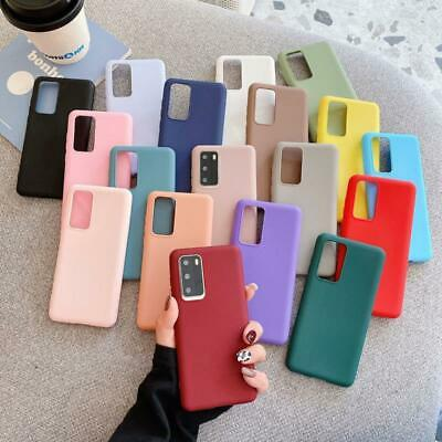 For Huawei P20 P20 Lite P20 Pro P30 P30 Lite TPU Silicone Gel Rubber Phone Case  • 3.95£