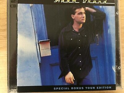 AU3.99 • Buy ADAM BRAND - Self Titled S/T Deluxe Tour Ed 2 X CD 1999 Compass Exc Cond! 2CD